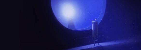 【鹰眼】独立游戏《蜡烛人》:一个只有10秒光明的故事